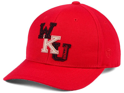 Western Kentucky Hilltoppers Top of the World NCAA Venue Adjustable Cap