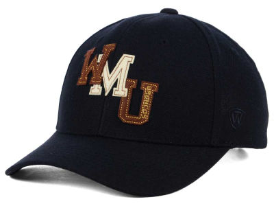 Western Michigan Broncos Top of the World NCAA Venue Adjustable Cap