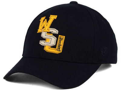 Wichita State Shockers Top of the World NCAA Venue Adjustable Cap