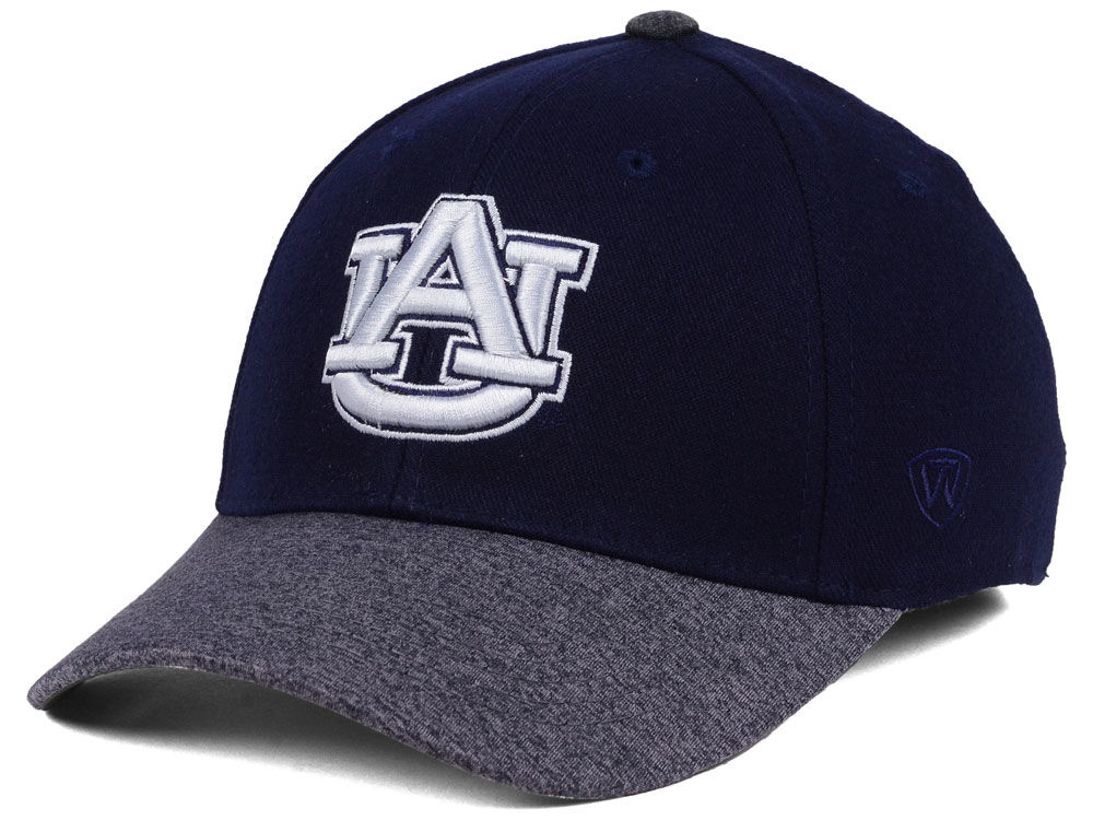 brand new c9a2c 0a0a1 real auburn tigers top of the world ncaa post stretch cap 8f80b a7f14