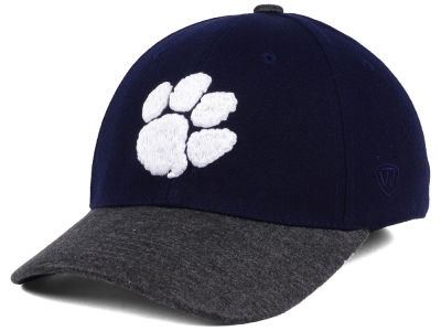 Clemson Tigers Top of the World NCAA Post Stretch Cap