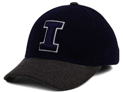 Illinois Fighting Illini Top of the World NCAA Post Stretch Cap