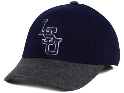 LSU Tigers Top of the World NCAA Post Stretch Cap