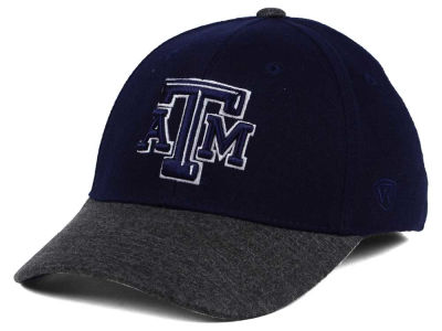 Texas A&M Aggies Top of the World NCAA Post Stretch Cap