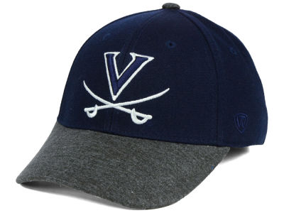 Virginia Cavaliers Top of the World NCAA Post Stretch Cap