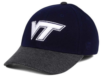 Virginia Tech Hokies Top of the World NCAA Post Stretch Cap