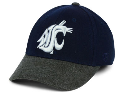 Washington State Cougars Top of the World NCAA Post Stretch Cap