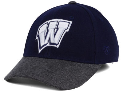 Wisconsin Badgers Top of the World NCAA Post Stretch Cap