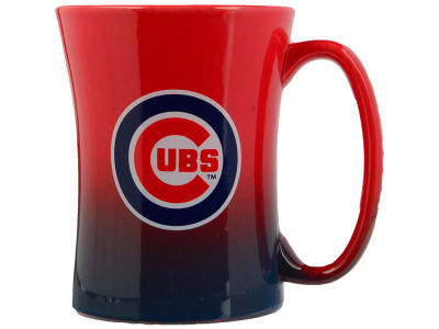 Chicago Cubs Authentic Street Signs 14Oz Ombre Mug