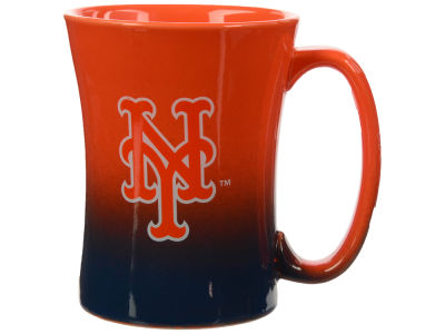 New York Mets Boelter Brands 14Oz Ombre Mug