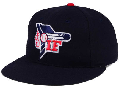 Idaho Falls Braves MiLB Ebbets Field Collection Vintage Cap