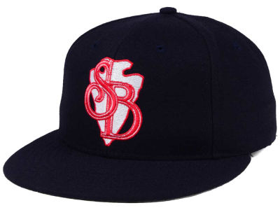 San Bernadino Spirit MiLB Ebbets Field Collection Vintage Cap