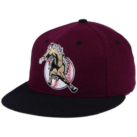 San Bernardino Stampede MiLB Ebbets Field Collection Vintage Cap