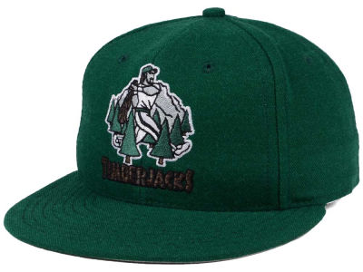 Southern Oregon Timberjacks MiLB Ebbets Field Collection Vintage Cap