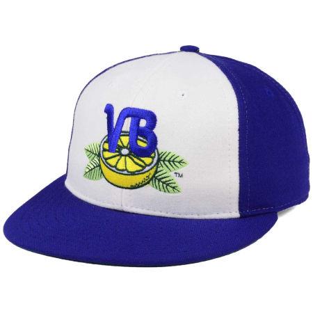 Vero Beach Dodgers MiLB Ebbets Field Collection Vintage Cap