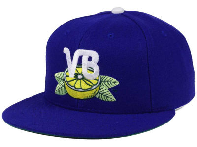 Vero Beach Dodgers MiLB Ebbets Field Collection Vintage Cap