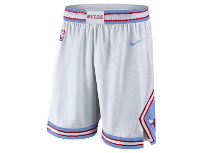 Chicago Bulls Nike NBA Men's City Swingman Shorts