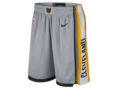 Cleveland Cavaliers Nike NBA Men's City Swingman Shorts