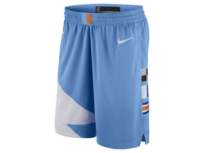 Los Angeles Clippers Nike NBA Men's City Swingman Shorts