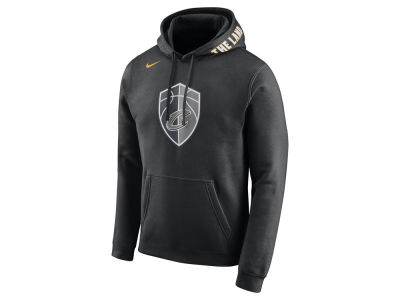 Cleveland Cavaliers Nike 2017 NBA Men's City Club Fleece Hoodie