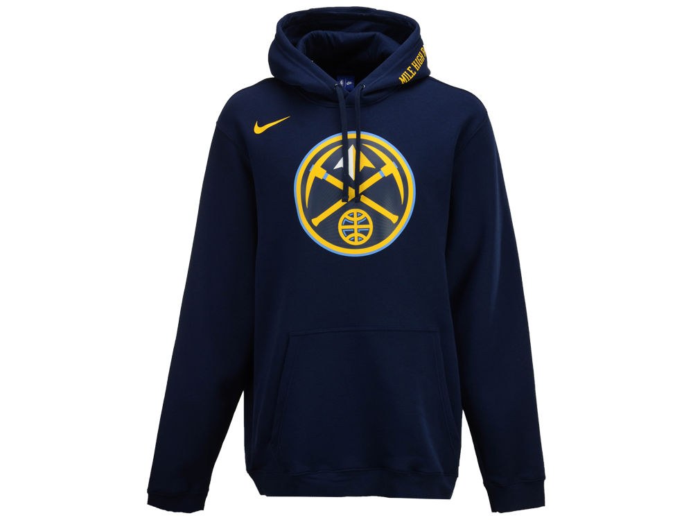 promo code 61bf8 cda9e denver nuggets hoodies
