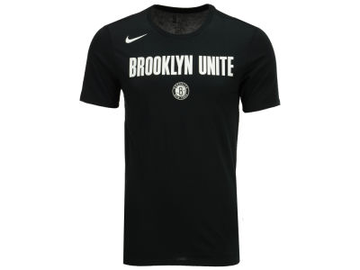 Brooklyn Nets Nike NBA Men's 2017 City Team T-Shirt