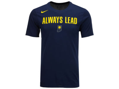 Indiana Pacers Nike NBA Men's 2017 City Team T-Shirt