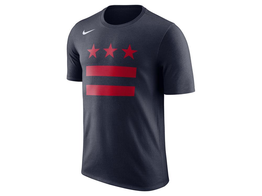 d4d79c3f2 Washington Wizards Nike NBA Men s 2017 City Team T-Shirt