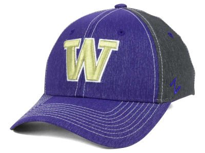 Washington Huskies Zephyr NCAA Dusk Flex Cap
