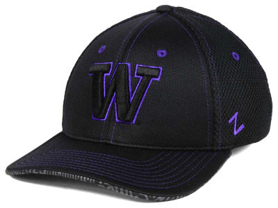 Washington Huskies Zephyr NCAA Undertaker Flex Cap