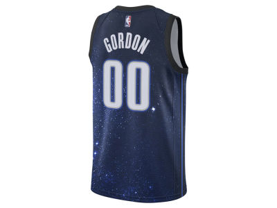 Orlando Magic Aaron Gordon Nike NBA Men's 2017 City Swingman Jersey