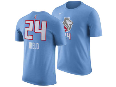 Sacramento Kings BUDDY HIELD Nike NBA Men's City Player T-Shirt