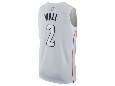 Washington Wizards John Wall Nike NBA Men's 2017 City Swingman Jersey
