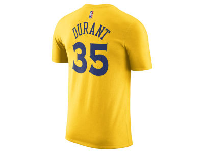 Golden State Warriors Kevin Durant Nike NBA Men's City Player T-Shirt