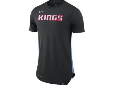 Sacramento Kings Nike NBA Men's Alternate Hem Short Sleeve T-Shirt