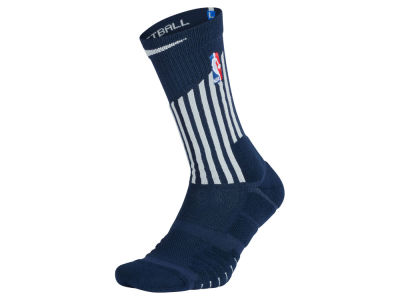 Detroit Pistons Nike Men's Elite Quick Crew Socks
