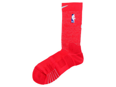 Houston Rockets Nike Men's Elite Quick Crew Socks