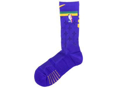 New Orleans Pelicans Nike Men's Elite Quick Crew Socks