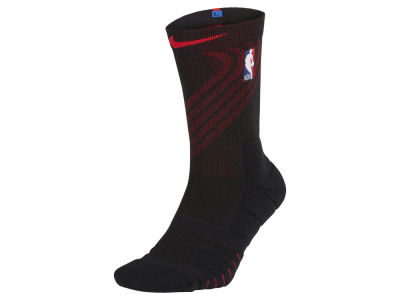 Portland Trail Blazers Nike Men's Elite Quick Crew Socks