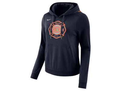 New York Knicks NBA Women's 2017 Club City Edition Hooded Sweatshirt