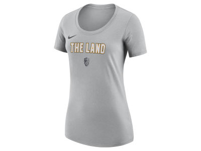 Cleveland Cavaliers Nike NBA Women's 2017 City Edition Scoop T-Shirt