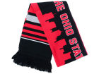 Ohio State Buckeyes J America Knit Scarf Apparel & Accessories