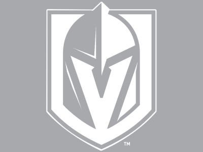 "Vegas Golden Knights Die Cut Decal 8""x8"""