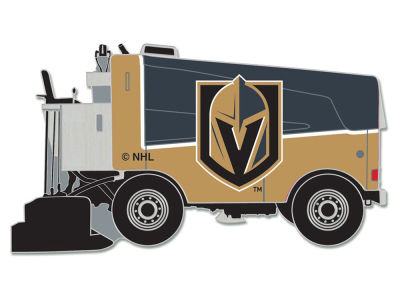 Vegas Golden Knights Wincraft Zamboni Pin