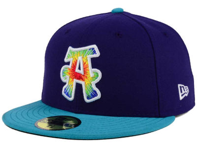 Asheville Tourists New Era MiLB AC 59FIFTY Cap