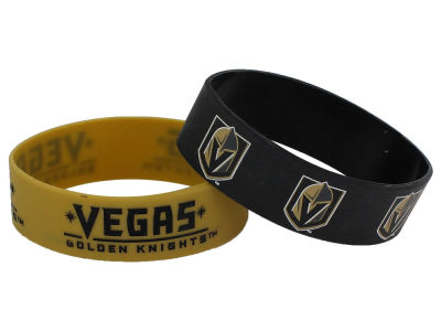 Vegas Golden Knights 2-pack Wide Bracelet