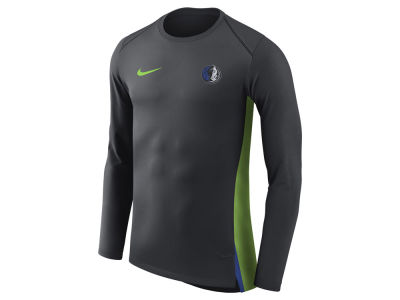 Dallas Mavericks Nike NBA Men's City Edition Shooting Shirt