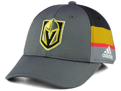 Vegas Golden Knights adidas 2017 NHL Youth Draft Structured Flex Cap