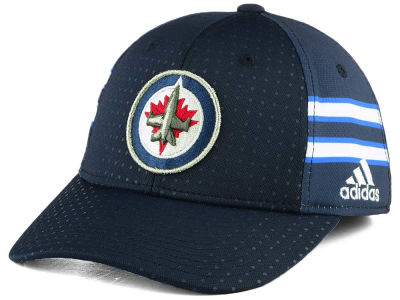 Winnipeg Jets adidas 2017 NHL Youth Draft Structured Flex Cap