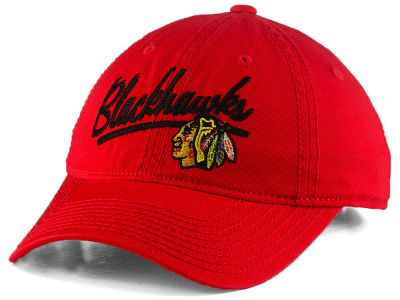 Chicago Blackhawks adidas NHL Women's Slouch Adjustable Cap